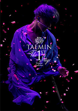 「TAEMIN THE 1st STAGE NIPPON BUDOKAN」