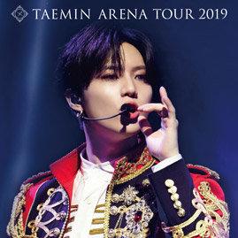 LIVE Blu-ray&DVD『TAEMIN ARENA TOUR 2019 ~X™~』 TOWER RECORDS限定 スペシャル・プライス盤 DVD